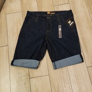 Womans demin shorts
